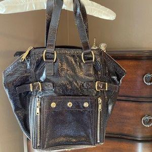 YSL Leather Purse